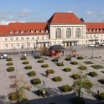 Weimar: August-Baudert-Platz